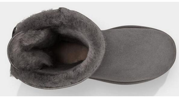 Livraison gratuite 32800 New Fashion Australia classique haute bottes d'hiver en cuir véritable bottes de neige Bowknot femmes bottes