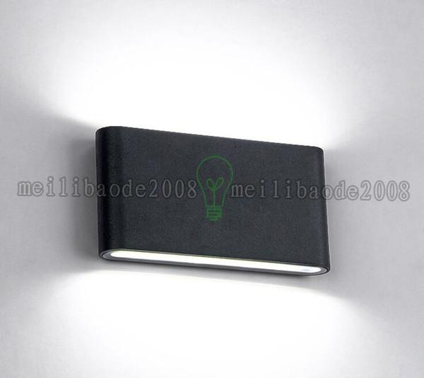 NEW 6W 12W COB IP65 cubo regolabile da esterno a LED per esterni, applique da parete a LED, su parete a LED MYY