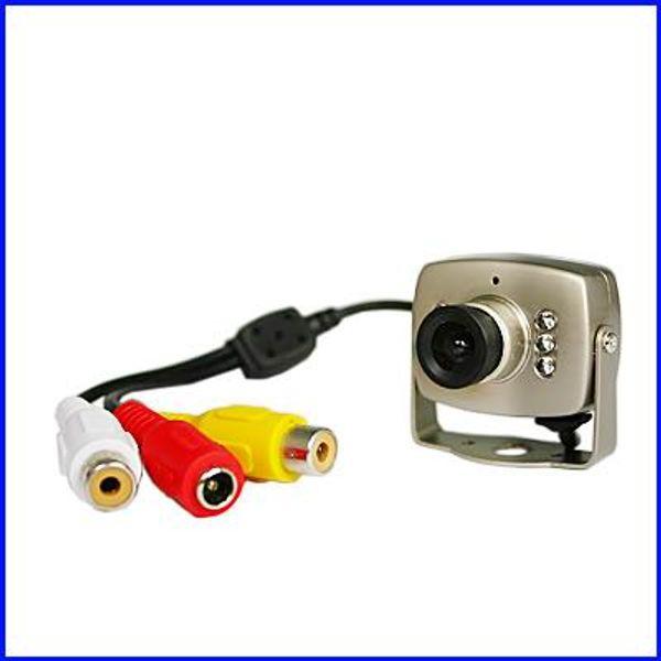 420tvl Color CMOS Mini Cameras 208c,1/3'' cmos Night Vision Cmos Camera with audio,6pcs ir leds,3.6mm board lens.