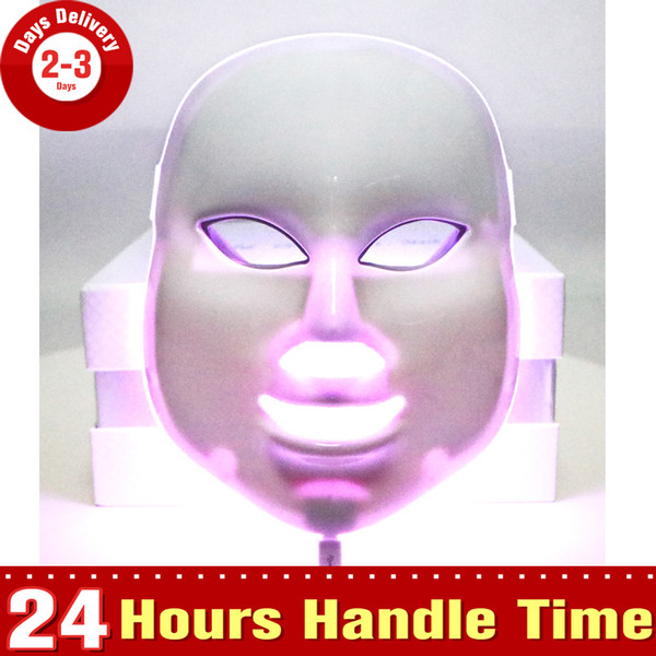 Mask led skin rejuvenation machine newest red blue yellow green light pdt photon therapy skin care facial lifting beauty equipment machine