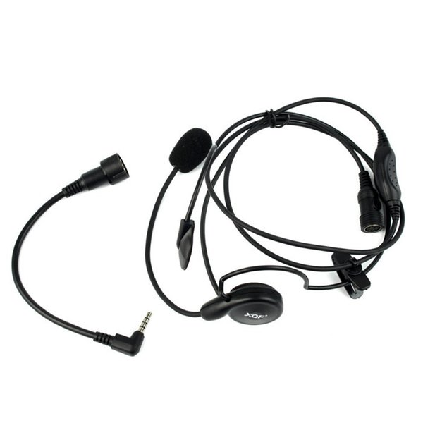 radio talkies coupons promo codes deals 2019 get cheap radio Stereo Harness new neckband earpiece headsets with boom mic ptt for yaesu vertex vx 3r vx 5r vx 160 vx 168 radio walkie talkie c2174a fshow