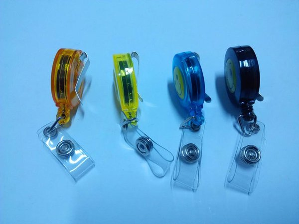 Badges easy to pull buckle easy to pull retractable buckle spreader alarm full color multi-color optional