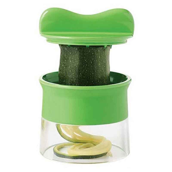 Vegetable Spiralizer Handheld Spiral Cutter Grater Carrot Slicer Spaghetti Pasta Julienne Peeler Spiral Slicer Kitchen Gadgets