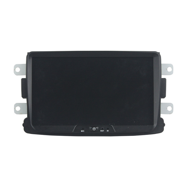 Deckless full touch 8inch HD Screen Android 5.1 Car DVD player for Renault Duster 2016 with GPS,Steering Wheel Control,Bluetooth, Radio