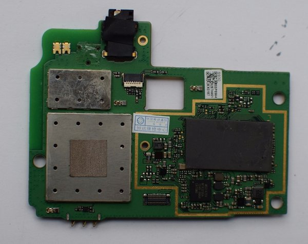 Unlocked test used work well for lenovo s930 motherboard mainboard board card fee chipsets panel free shipping
