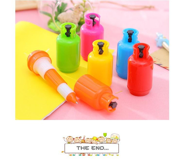 Korea lovely creative pills ballpoint capsule telescopic pen students prizes personalized gifts wholesale