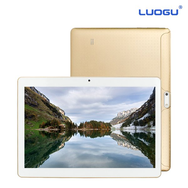 Wholesale- 2016 Newest MTK6580 Quad Core 3G tablet call Phone 10 inch Tablet PC Android 4.4 2GB RAM 32GB ROM 23MP Bluetooth tablet 10""