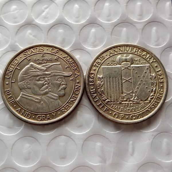 Юбилейные доллары остров полумесяца