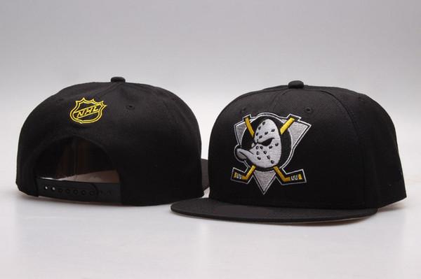 free shipping Anaheim Mighty Ducks cap ice hockey snapback hat sports fashion men gorras baseball bones Character caps
