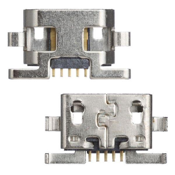 Conector micro para puerto de carga micro USB para Motorola Moto G 2ª generación