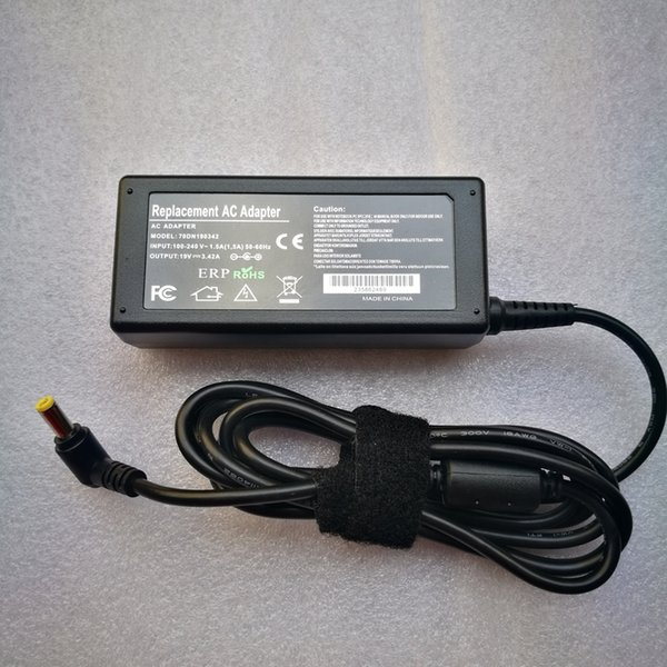 19V 3.42A AC Power Adapter Charger for Asus A3 A600 F3 X55 A8 F6 F83CR X501a X502c X51 X55A X55C X55VD X55U X550CA V85 A9T K501