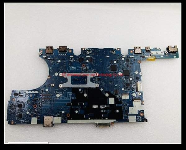 best selling original For Dell Latitude 7450 E7450 laptop ZBU10 LA-A961P Y15C1 0Y15C1 I7-5600U SR23V integrated motherboard ,fully tested