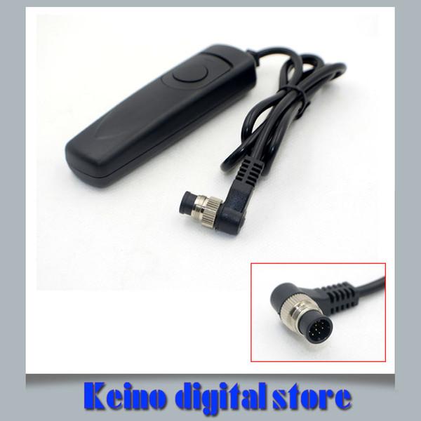 Wholesale- MC-30 Remote Shutter Release Control cord for D3X/D2X/D700/D300/D300s/D200/D800/D810 Camera Jecksion