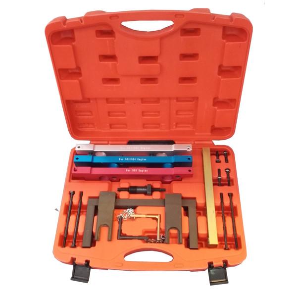 Car Garage Tools For BMW N51 N52 N53 N54 N55 Camshaft Vanos Flywheel Timing Tool Set Engine Timing Tools