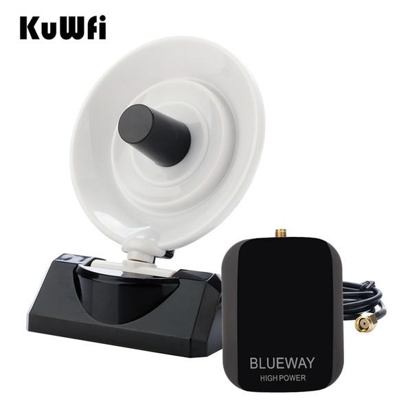 Wholesale- 150Mbps USB WIFI Adapter Decoder Ralink 3070 Blueway N9800 Beini Free Internet Long Range 3000mW 12dBi Antenna