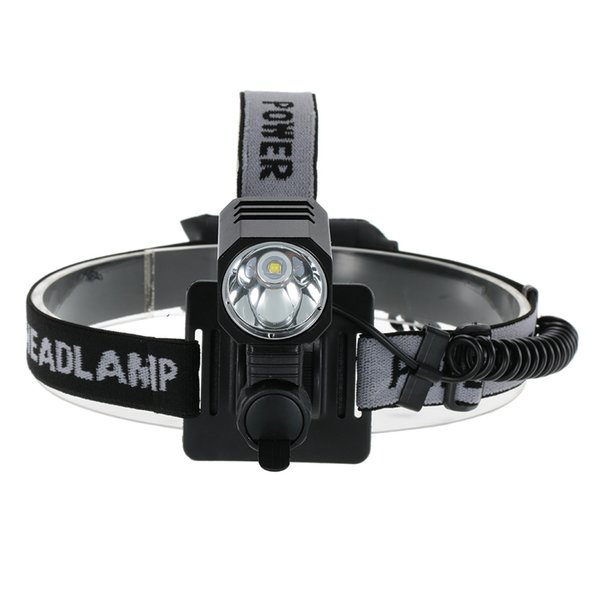 Super Bright LED Headlamp Headlight Torch Flashlight Rechargeable Trail Running Camping Hiking Outdoor Tunnel Lighting 900LM