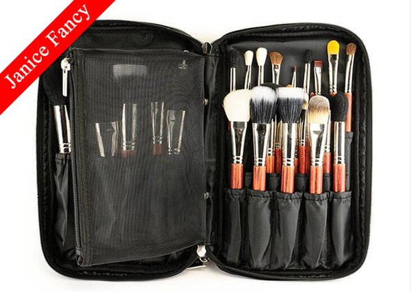 ef0612f6ff1f 2018 Wholesale Clearance Sale Makeup Brush Organizer For 20~Bolso Mujer  Cosmetic Bag Beauty Tool 17*27*4cm From Pinkvvv, $54.6 | Dhgate.Com