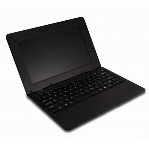 10-Zoll-Notebook Android Laptop HDMI-Zoll Dual Core 1G RAM 8 GB ROM Android 4.4 A33 1.5 GHz Bluetooth HDMI Wi-Fi Mini Netbook