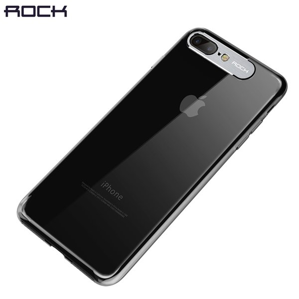 For iPhone 8 8 Plus Case, ROCK Luxury Business Style PC Shell Protective Back Case Cover For iPhone 8 7 7 Plus