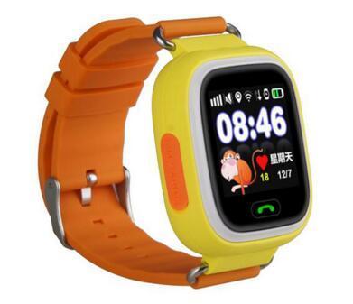 Toptan-Promosyon Akıllı bebek izle q100 Konum Bulucu Cihazı Çocuk Q90 G72 Çocuklar için Dokunmatik Ekran WIFI GPS Izci izle