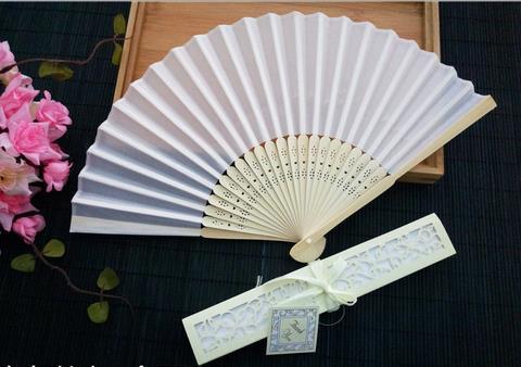 Beige Fan + box