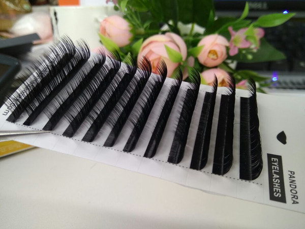 Classic Lash Individual Extension Professional Individual Eyelash Extension Handmade Cheap price Makeup beauty Tool Free Shipping
