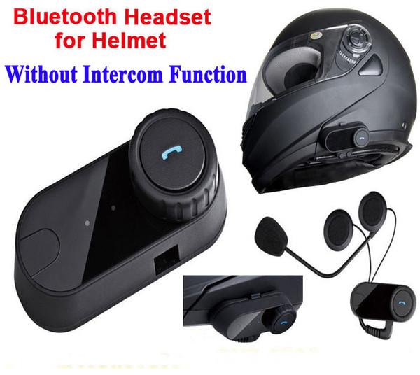 FreedConn Handfree Motocicleta Bluetooth Casco Auriculares estéreo Impermeable BT Auriculares inalámbricos Bluetooth Motocicleta Cascos Auriculares