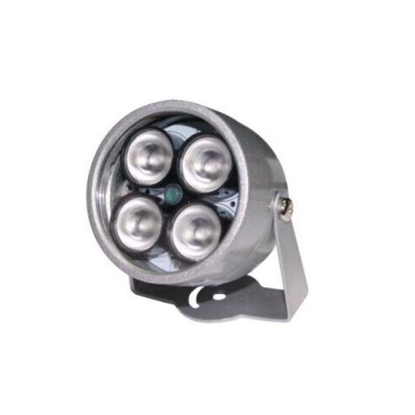 cctv 4 array IR led illuminator Light CCTV IR Infrared Night Vision For Surveillance Camera Waterproof 40m illuminator Fill Assist