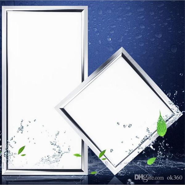 LED Panel Lights 24W/36W/48W/72W light 300mm 600mm 1200mm led droplight high brightness Ceiling Light Warm White Nature White Cool White