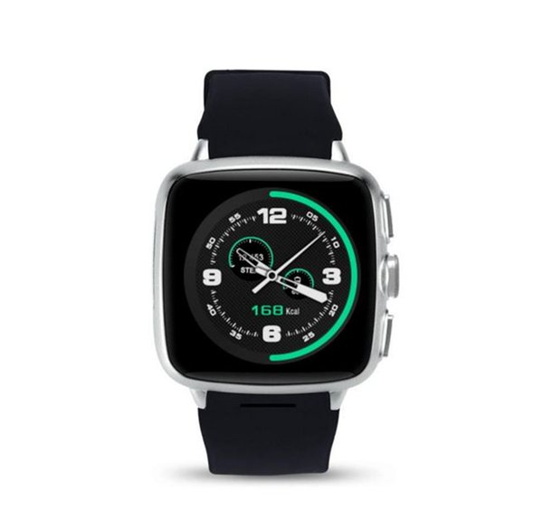 Z01 Android 5.1 MT6572 4GB Dual-core smart watch mobile phone call dialer with camera GPS Wifi support SIM card micro SD WCDMA whatsapp DHL