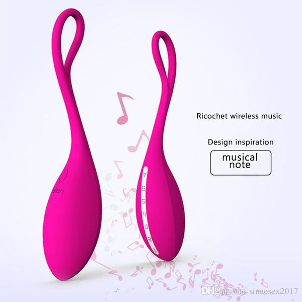 Leten Silicone Mini G-spot Balle Vibrateur Masseur Rechargeable Sans Fil Mamelon Clitor Vibrateurs Jouets Érotiques Sex Machine Pour Hommes