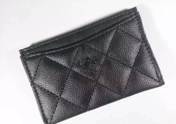 Классический узор карта держатель карта мешок famousblack мешок PU держатель карты паспорт мешок