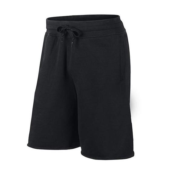 top popular ALUMNI SOLSTICE New summer casual shorts male 5 pants summer curling shorts beach pants 2019