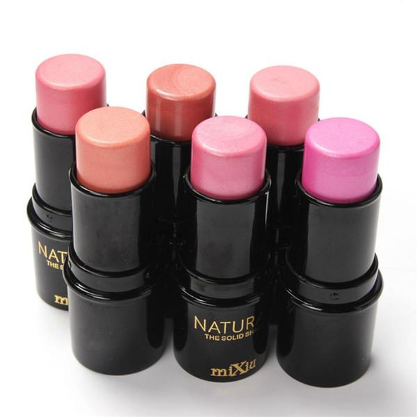 Al por mayor-Quick Stick Cream Blush Blusher Set completo de 6 colores