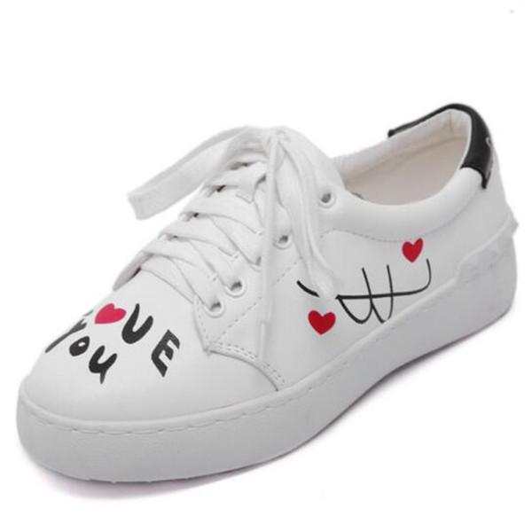 2017 moda güzel kızlar tek ayakkabı kadın lüks açık havada sneaker ayakkabı mokasen sevimli nefes düz ayakkabı ücretsiz kargo