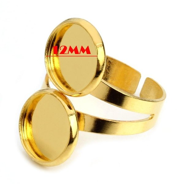 12mm Gold