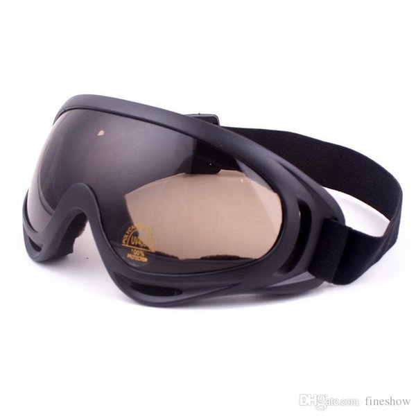 Windproof Ski goggles case anti fog Motorcycle Goggles Eyewear Protective Motorcross Impact Resistant good quality Motorcycle eyewear