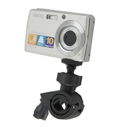 Wholesale-O Typ Schraube zu fahren Recorder Unterstützung Fahrradclip Autospiegel Halterung für Goro Xiaomi Xiaoyi Miniaturkamera