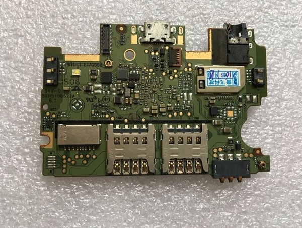 Unlocked used tested good work well lenovo a6000 motherboard mainboard board card fee chipsets two sim slots free shipping