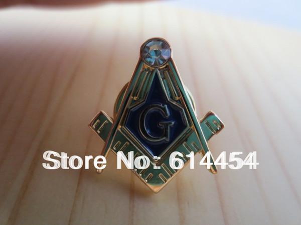 Masonic Lapel Pins Badge Mason Liberdade B9