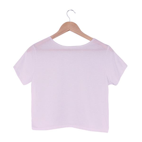 Wholesale- SexeMara Knitting 2016 Hot Women T-shirt Funny Best Friends T Shirt Donut And Coffee Duo Flowy Print Casual Tees Couple Tops