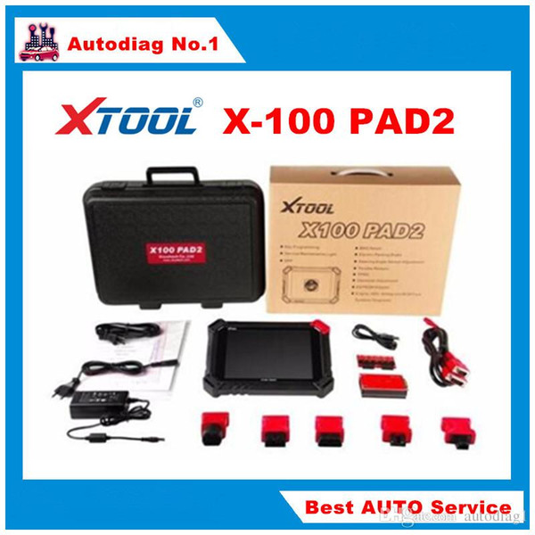 Original XTOOL X100 PAD2 x100 pad Better than X300 Pro3 Auto Key Programmer with Free Update Online