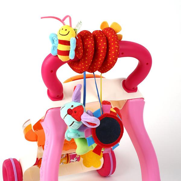 The Bed Stroller 1 PC Rattles Mobile Infant Toys Revolves Around Baby Crib
