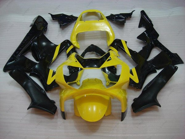 Bodywork CBR929RR 01 Full Body Kits CBR 929RR 00 01 Yellow Black Body Kits for Honda Cbr929RR 2001 2000 - 2001