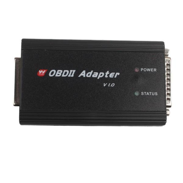 Top Quality OBD II Adapter Plus OBD Cable Works with CKM100 and DIGIMASTER III for Key Programming