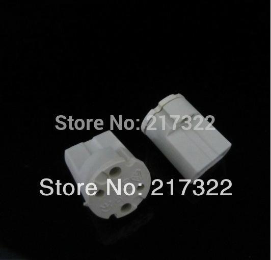 Free Shipping10pcs G9 Socket Lamp Holder Base for G9 type halogen lamp, LED lights, quartz bulb
