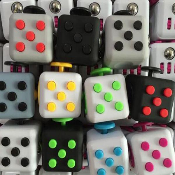 Fidget Spinner Vs Cube Study