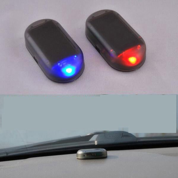2016 Hot Selling 1PCS Car Led Light Security System Warning Theft Flash Car Alarm LED Light