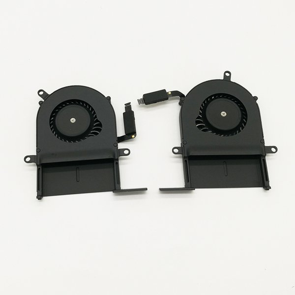 Testing 100% good 2012 laptop cooling fan for macbook pro 13'' Retina A1425 CPU Cooling Fan Left and right cooler