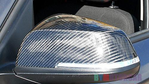 Real Carbon Replace the rearview mirror cover F30 F31 F32 F35 F20 F21 F22 F23 Fit For BMW